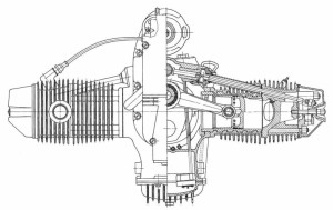 Enginelinedraw