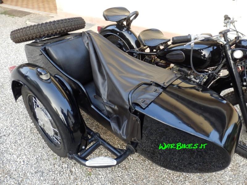 Dnepr K750 gloss black 2