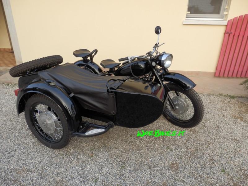 Dnepr K750 gloss black 3