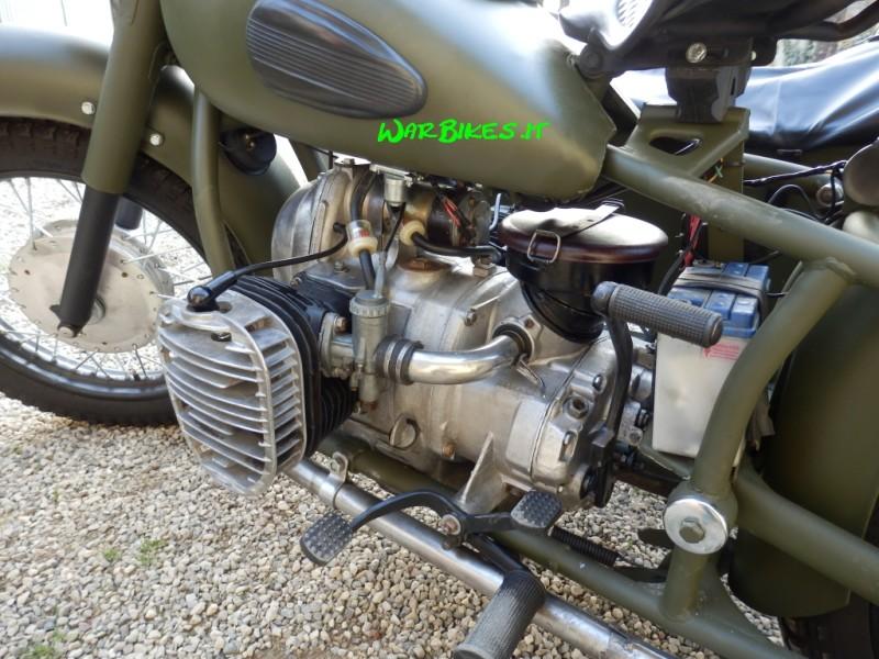 Dnepr K750 matte green 2