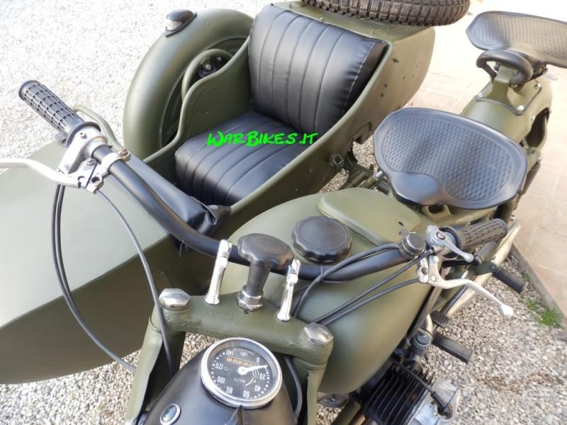 Dnepr K750 matte green 4