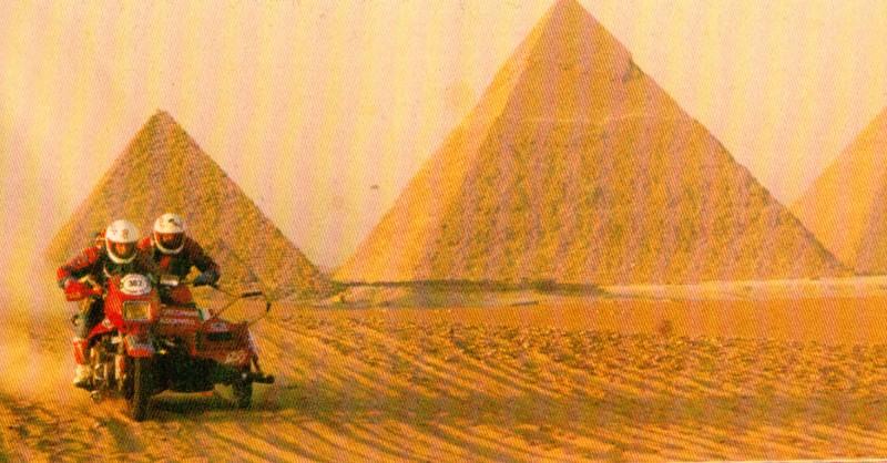 pharaon rally