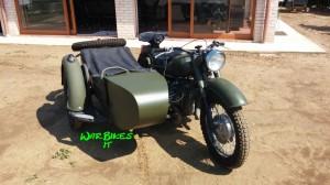 Dnepr k750 usato verde